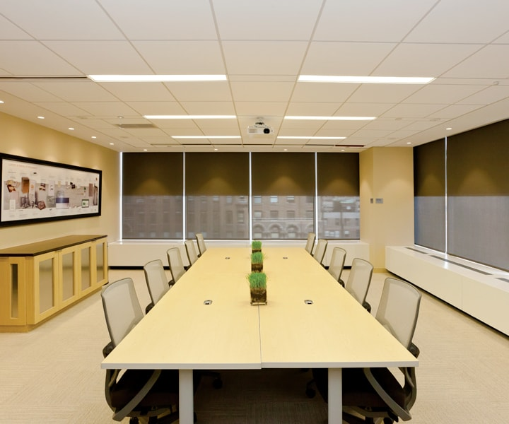 best shade solutions for offices commercial automation Scottsdale AZ