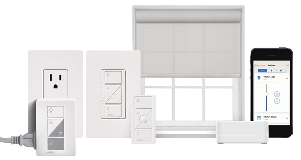 lutron scottsdale shade & light dimmers and switches