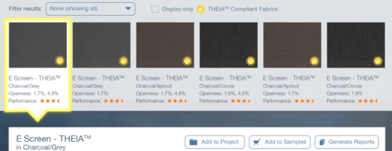 office building thermal management performance fabrics